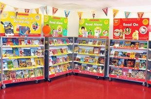 book fair stands
